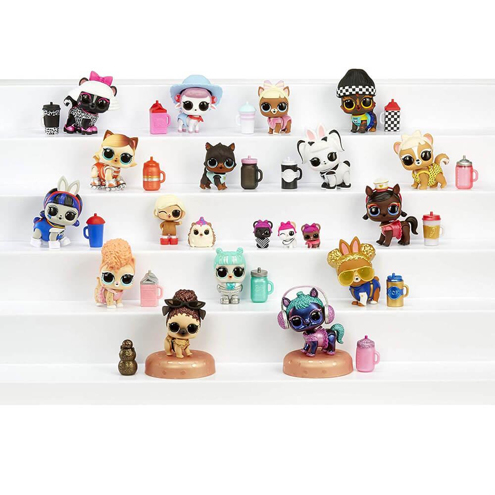 Кукла LOL Surprise Fuzzy Pets Makeover (Пушистые питомцы) 5 серия 2 волна - 6